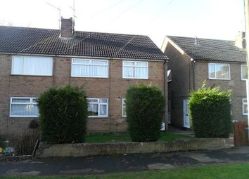 Thumbnail 2 bed flat to rent in Woodfield Close, Lincoln, 0
