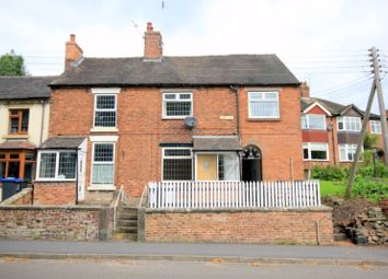 Thumbnail 2 bed end terrace house for sale in Town End, Cheadle, Stoke-On-Trent