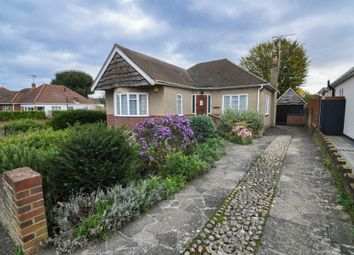 Thumbnail 2 bed detached bungalow for sale in Hazel Close, Hadleigh, Benfleet