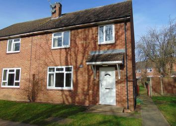 Thumbnail 3 bedroom semi-detached house to rent in Grange Road, Leconfield, Nr Beverley