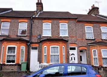 Thumbnail 3 bed terraced house for sale in Belmont Road, Luton, Bedfordshire