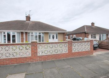 Thumbnail 1 bed semi-detached bungalow for sale in Leander Avenue, Choppington