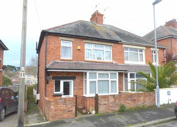 Thumbnail 3 bed semi-detached house for sale in Southlands Road, Weymouth, Dorset