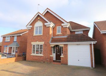 Thumbnail 4 Bed Detached House For Sale In Hobby Close Meir Park