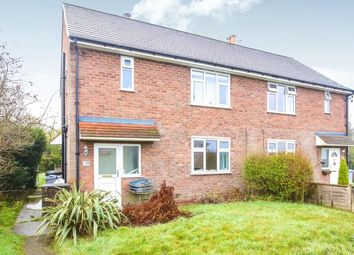 Thumbnail 1 bed flat for sale in Cranford Road, Wilmslow, Cheshire, .