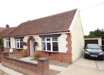 Thumbnail 4 bed bungalow for sale in Limes Avenue, Bramford, Ipswich, Suffolk