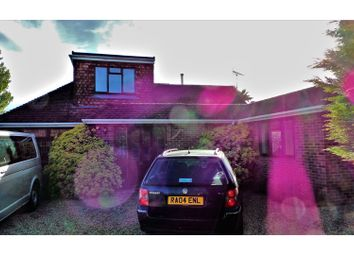 Thumbnail 5 bed detached bungalow to rent in Downview Road, Bognor Regis