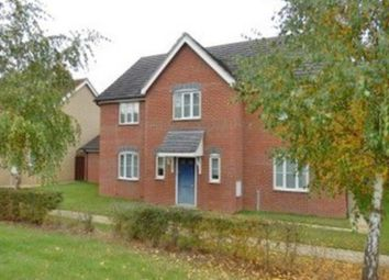 Thumbnail 5 bed detached house to rent in Brandon Road, Thetford
