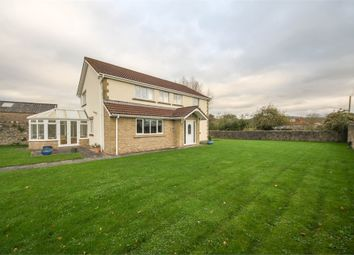 Thumbnail 5 bed detached house for sale in The Brambles, Turnpike Road, Lower Weare, Somerset
