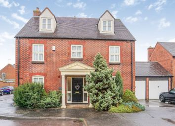 5 bed detached house for sale in Trinculo Grove, Heathcote, Warwick CV34