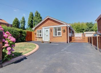 Thumbnail 2 bed bungalow for sale in St. Johns Road, Cannock