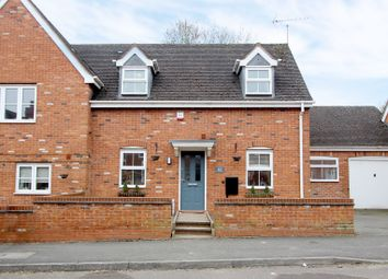 Grovefield Crescent, Balsall Common, Coventry CV7. 2 bed end terrace house for sale