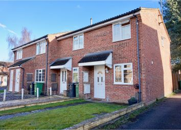 Thumbnail 2 bed end terrace house for sale in Maybrook, Basingstoke
