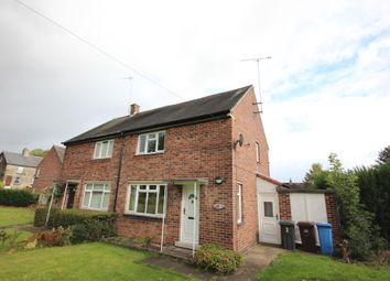Thumbnail 2 bed semi-detached house to rent in St. Giles Square, Chapeltown, Sheffield