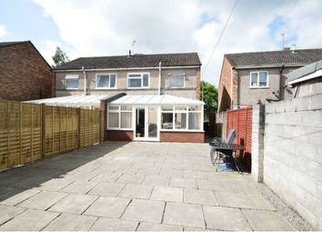 Thumbnail 3 bedroom semi-detached house for sale in Stanshawe Crescent, Yate, Bristol