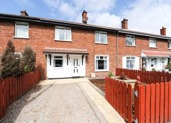 Thumbnail 3 bed terraced house for sale in Knockwood Park, Clarawood, Belfast