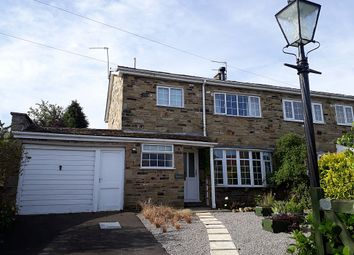 Thumbnail 3 bed semi-detached house for sale in Newsham, Richmond, Yorkshire