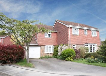 Thumbnail 4 bed detached house for sale in Caithness Close, Oakley, Basingstoke, Hampshire