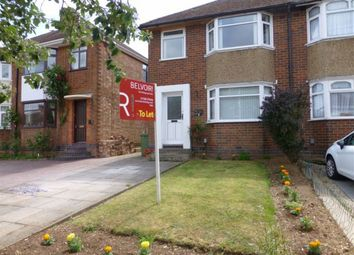 Thumbnail 3 bed semi-detached house to rent in Wheatfield Road, Bilton, Rugby
