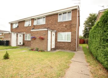 Thumbnail 2 bedroom flat for sale in Derwent Close, Ferndown