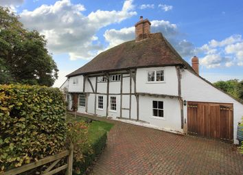Thumbnail 4 bed detached house for sale in Warehorne Road, Hamstreet, Ashford