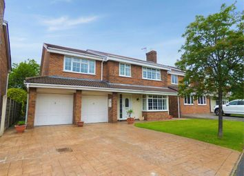 Thumbnail 5 bed detached house for sale in Turnberry Drive, Wilmslow, Cheshire