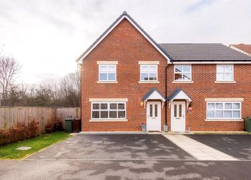 Thumbnail 3 bed semi-detached house for sale in Netherwood Avenue, Castleford