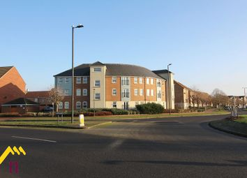 Thumbnail 1 bed flat for sale in Windermere Drive, Lakeside, Doncaster
