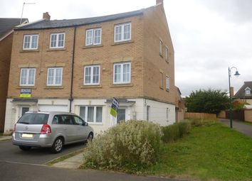 Thumbnail 4 bedroom semi-detached house for sale in Higney Road, Hampton Vale, Peterborough