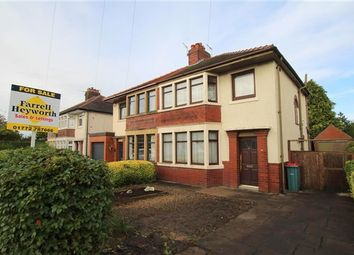 Thumbnail 3 bed property for sale in Cadley Causeway, Preston