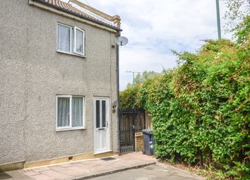 Thumbnail 2 bed end terrace house for sale in Charles Street, Greenhithe, Kent