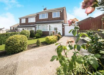 Thumbnail 3 bed semi-detached house for sale in Coalway Drive, Whickham, Newcastle Upon Tyne