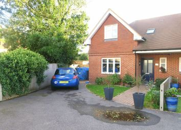 Thumbnail 2 bed semi-detached house for sale in Hedges Close, Feltham