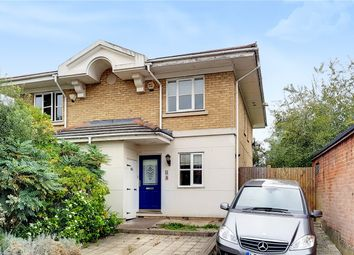 Thumbnail 2 bed end terrace house for sale in Glenburnie Road, London