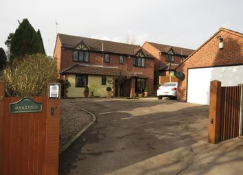 Thumbnail 4 bed detached house for sale in Bilborough Road, Wollaton, Nottingham