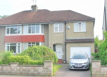 Thumbnail 4 bed semi-detached house for sale in Cleveland Terrace, Darlington