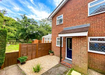 Thumbnail 1 bed end terrace house to rent in Brooke End, Holland Crescent, Oxted, Surrey