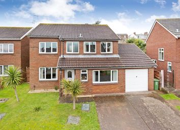 Thumbnail 4 bed detached house for sale in Culverland Close, Exeter