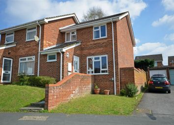 Thumbnail 3 bed semi-detached house for sale in Buckingham Way, Frimley, Camberley, Surrey