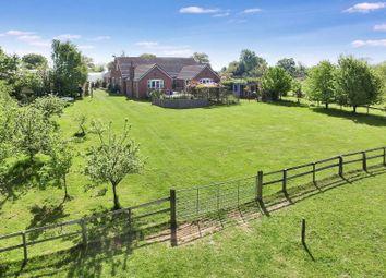 Thumbnail 4 bed detached house for sale in Ivy Lane, Great Brickhill, Milton Keynes, Buckinghamshire