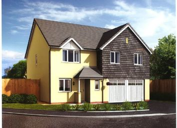 Thumbnail 5 bed detached house for sale in Taw View Development, Bickington, Barnstaple