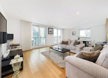 Bridge House, 18 St. George Wharf, London SW8. 2 bed flat
