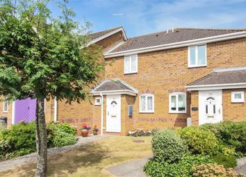 Thumbnail 2 bed terraced house for sale in Copse Avenue, Swindon, Wilts