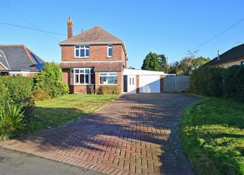 Thumbnail 4 bed detached house for sale in Wyatts Lane, Northwood, Isle Of Wight