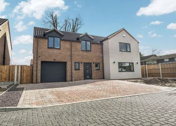 Thumbnail 5 bed detached house for sale in Burgh Road, Gorleston, Great Yarmouth