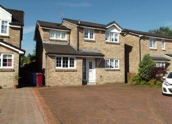 Thumbnail 5 bed detached house for sale in Burnet Rose Gardens, Stewartfield, East Kilbride