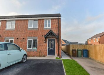 Thumbnail 3 bedroom terraced house for sale in Bentham Walk, Overton Manor, Eccleshall, Stafford