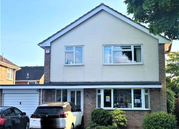 Thumbnail 3 bed detached house to rent in The Windings, Lichfield
