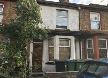 Thumbnail 2 bed terraced house to rent in Diamond Road, Watford