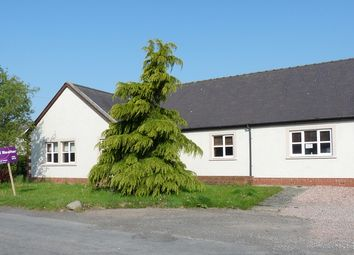 Thumbnail 4 bed bungalow for sale in Hillview Ruthwell, Dumfries, Dumfries And Galloway.